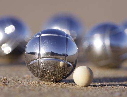 Derbysieg im Boule