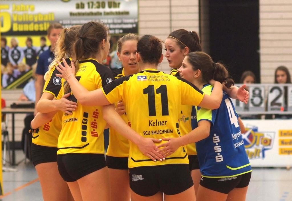Scu Lüdinghausen Volleyball