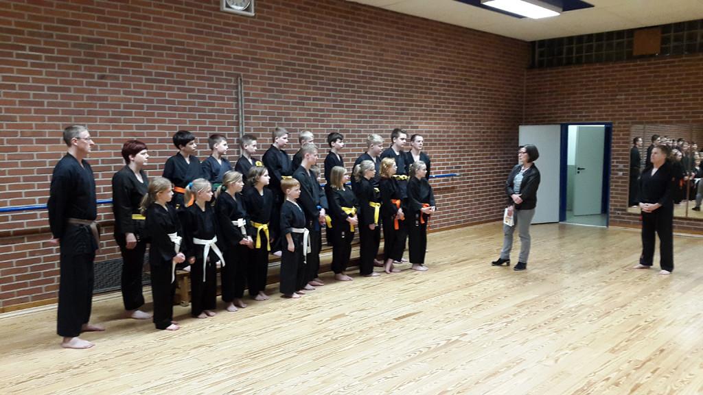 Karategruppe