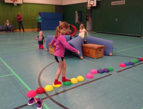 Aktuelle Infos zum Kindersport
