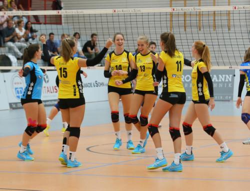 Volleyball: SCU empfängt Spitzenreiter