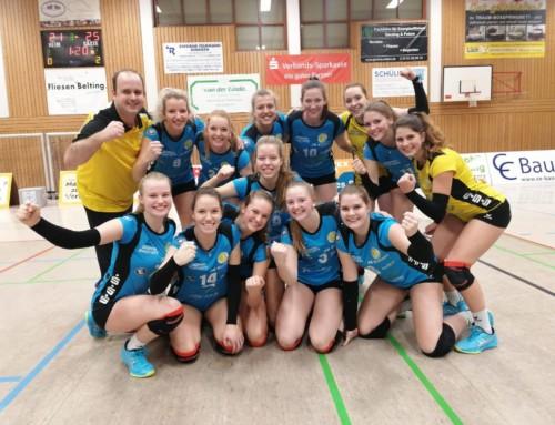 Volleyball: SCU setzt Siegesserie fort