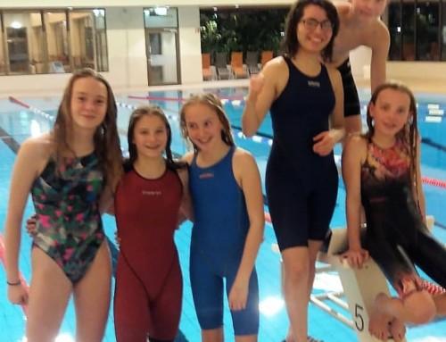 Emlichheimer Schwimmer können auf der langen Strecke mithalten!
