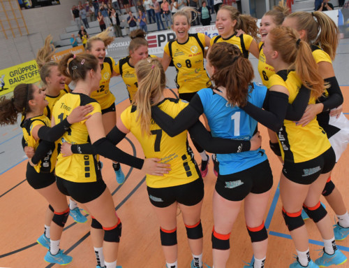 Volleyball: Heimauftakt in der 2. Bundesliga