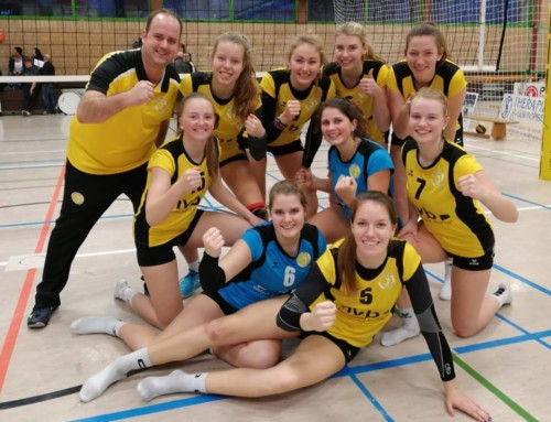 Volleyball: U 20 sichert sich Bezirksmeistertitel