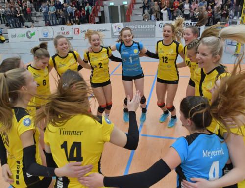 Volleyball: SCU klettert auf vierten Tabellenplatz