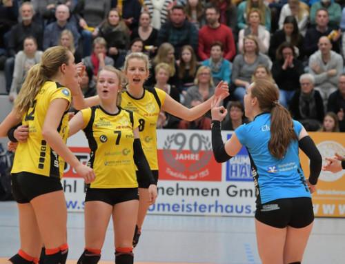 Volleyball: SCU bietet Köln stark Paroli