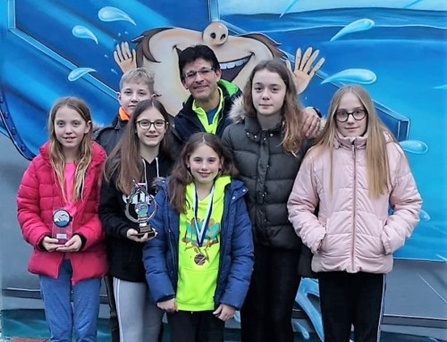 2 Pokale für den SCU beim Sprintpokal in Greven!