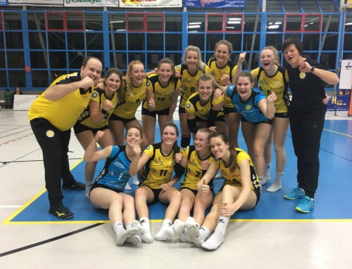 Volleyball: SCU feiert 3:0-Sieg im Bezirksderby
