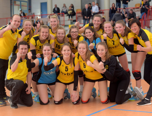 Volleyball: U 20 holt NWVV-Titel