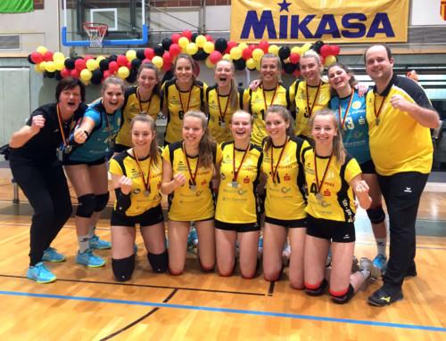 Volleyball: U 20 ist deutscher Vizemeister