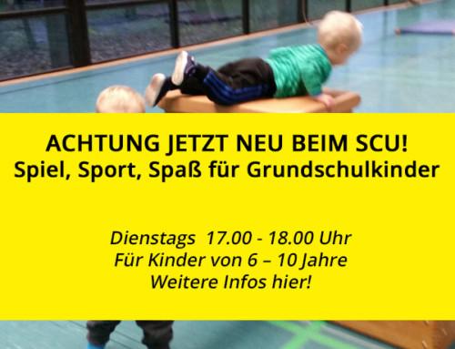 NEU: Spiel, Sport, Spaß für Grundschulkinder