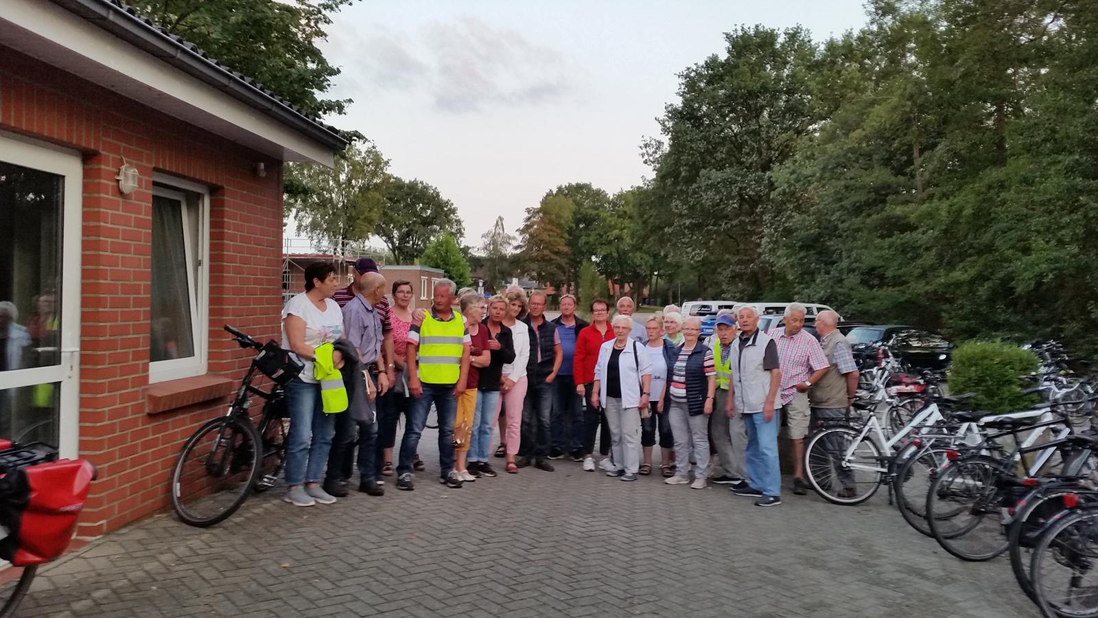 E-Bike Gruppe