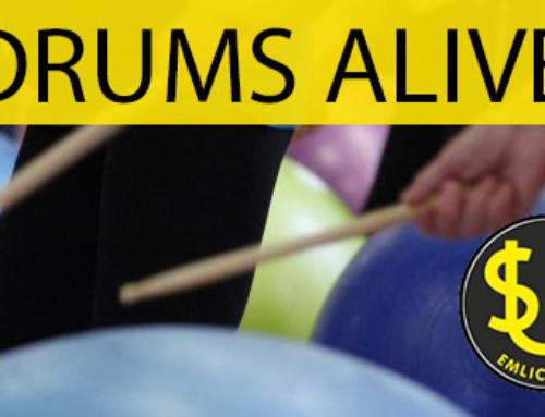 Neu beim SCU: Drums Alive